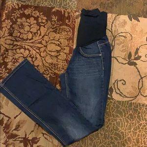 Jessica Simpson Secret Fit Belly Maternity Jeans